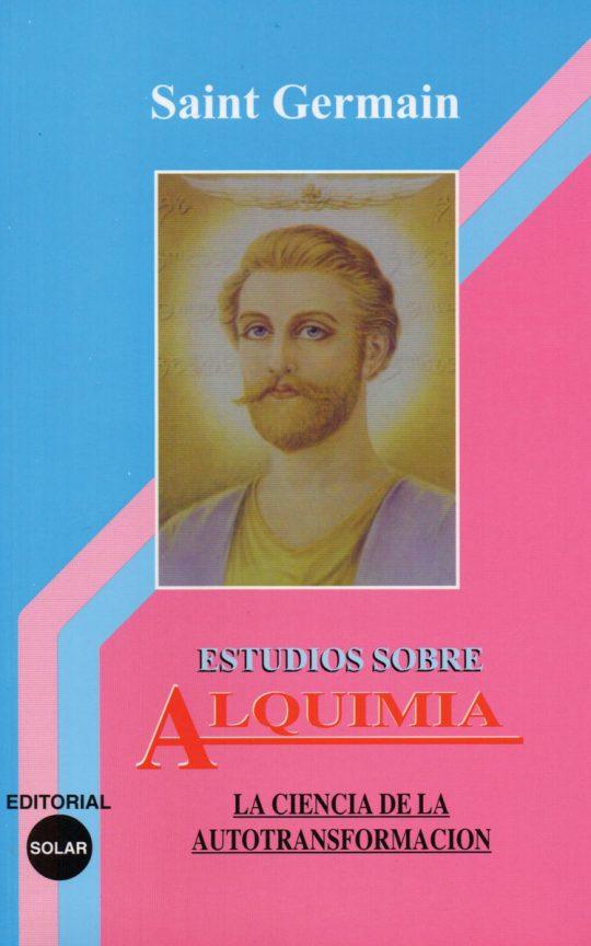 Estudios sobre alquimia - Saint Germain