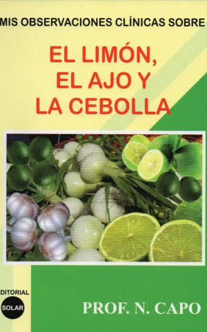 Misobservaciones clínicas sobre el limón, el ajo y la cebolla