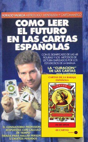 como leer el futuro en las cartas españolas