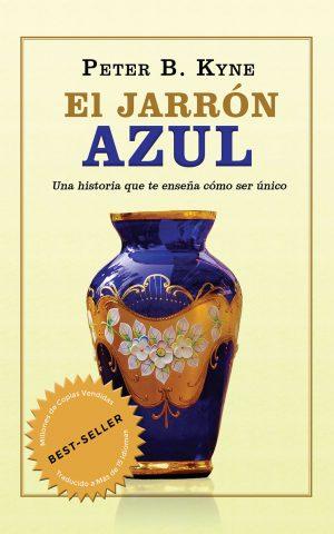 El jarrón azul