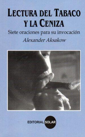 lectura del tabaco y la ceniza